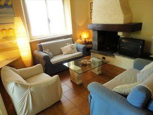 Villa Brezza  : нижний этаж