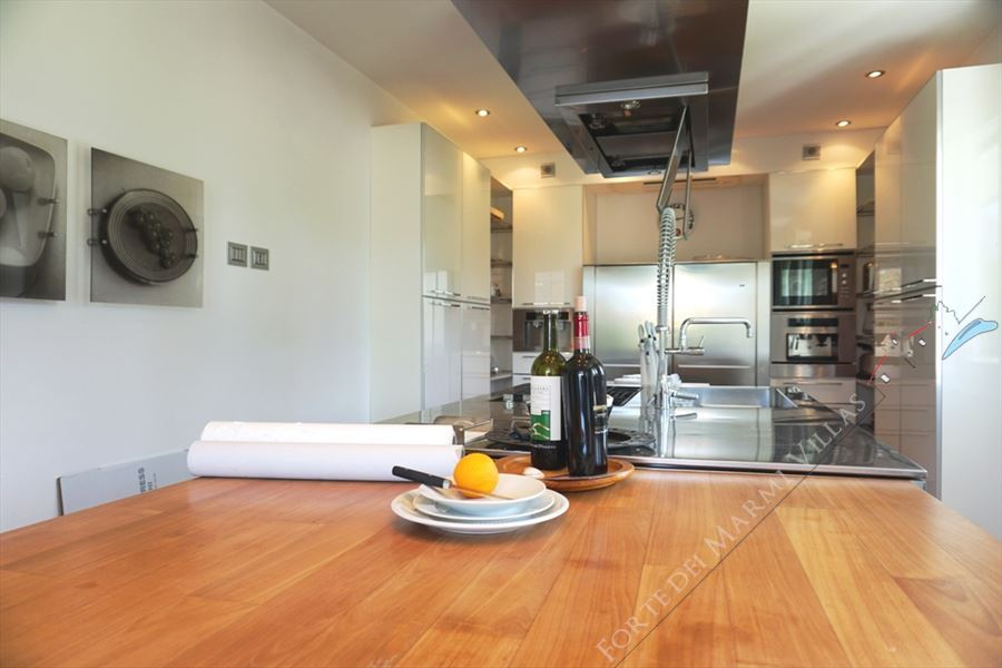 Villa  Brosio  : Cucina