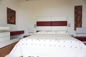 Villa  Brosio  : master bedroom