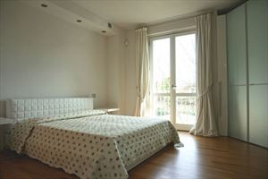 Villa  Brosio  : Camera matrimoniale