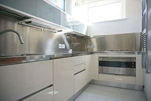 Villa  Brosio  : Кухня