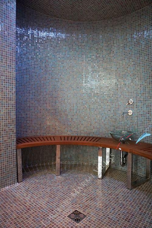 Villa  Brosio  : Sauna