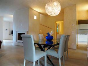 Villa Cactus : Dining room