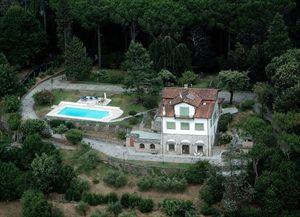 Villa Domus Camaiore: Villa singola Camaiore