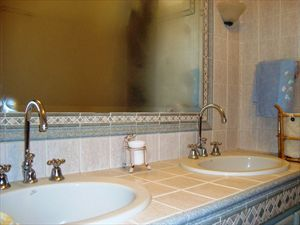 Villa Domus Camaiore : Bathroom