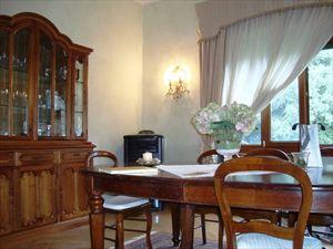 Villa Domus Camaiore : Dining room