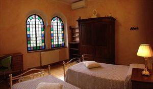 Villa Domus Camaiore : Спальня