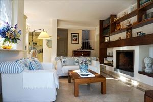 Villetta Camelia : Lounge