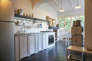 Villa Camilla   : Kitchen