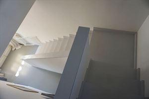 Villa Camilla   : Wooden stairs