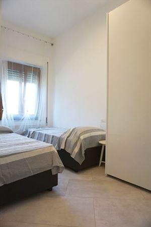 Villa Canario : спальня с двумя кроватями