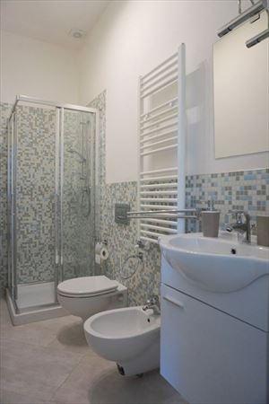 Villa Canario : Bagno con doccia
