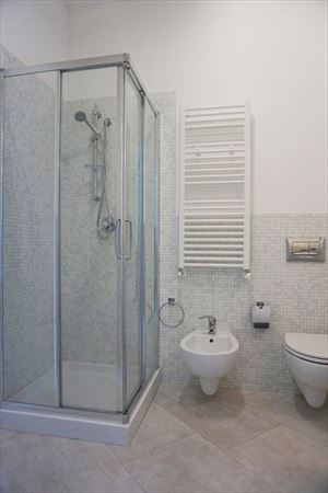 Villa Canario : Bathroom with shower