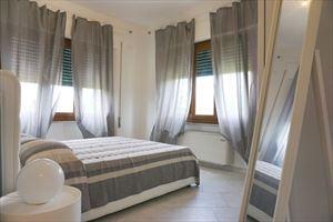 Villa Canario : спальня с двуспальной кроватью