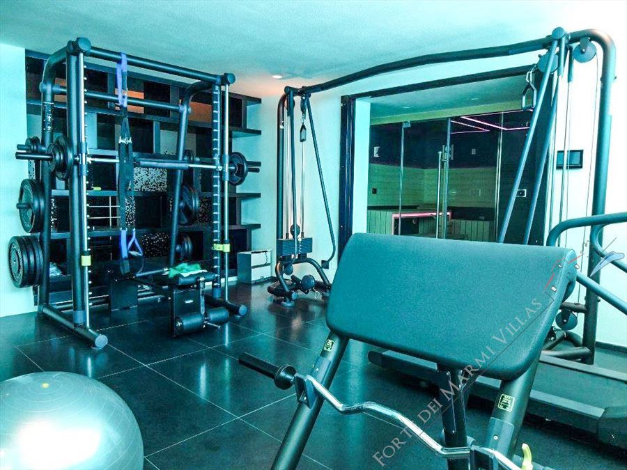 Villa Superior : Gym