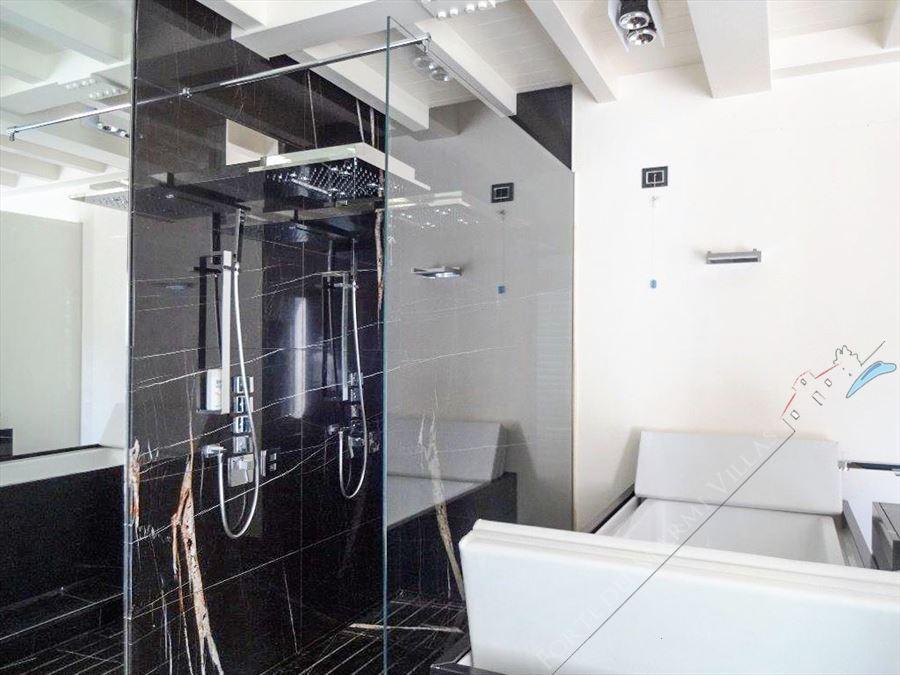 Villa Superior : Bagno con doccia