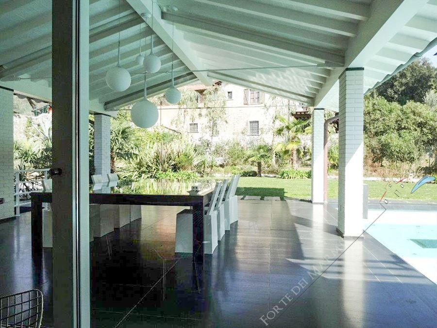 Villa Superior : Veranda