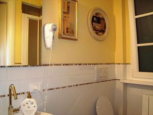 Villa Caramella : Ванная комната с душем