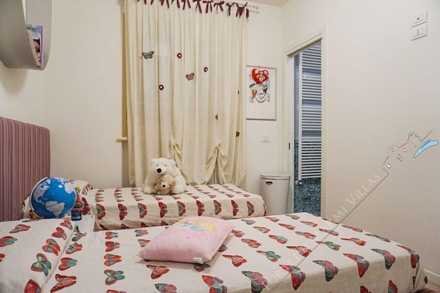Villa Carolina : Camera doppia