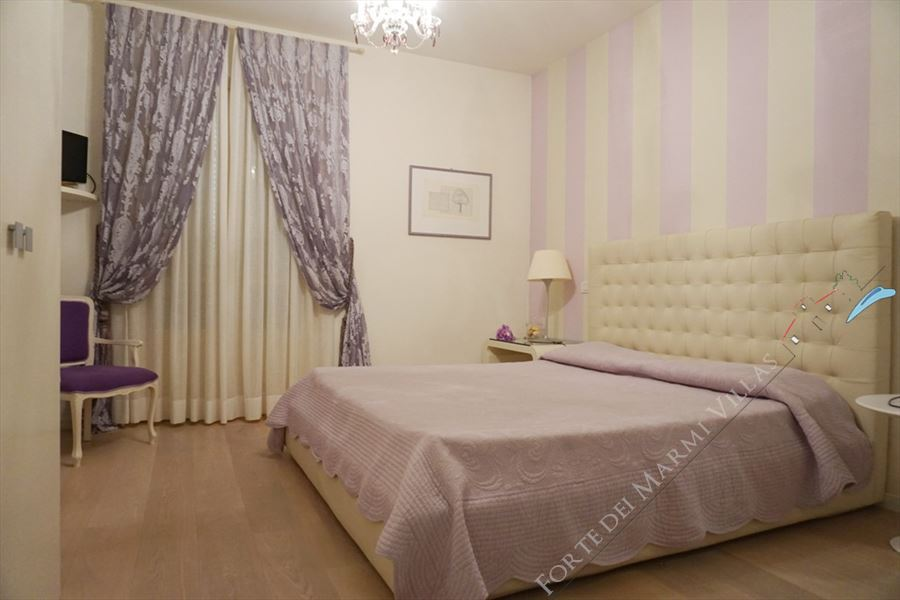 Villa Carolina : Camera matrimoniale