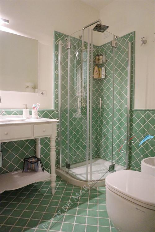 Villa Carolina : Bagno con doccia