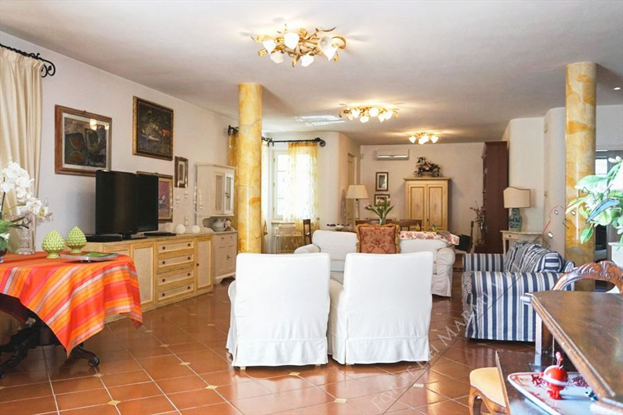 Villa Carrara : Lounge