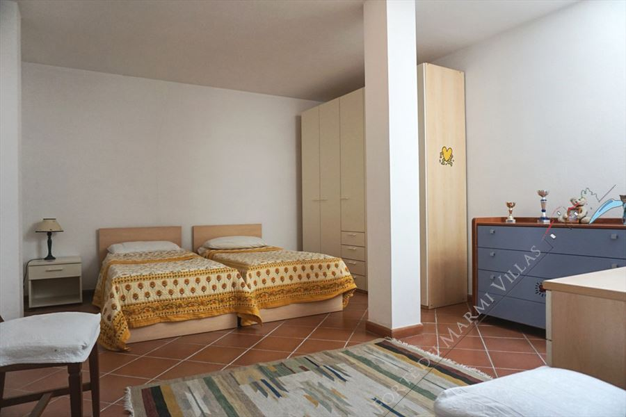 Villa Carrara : Double room