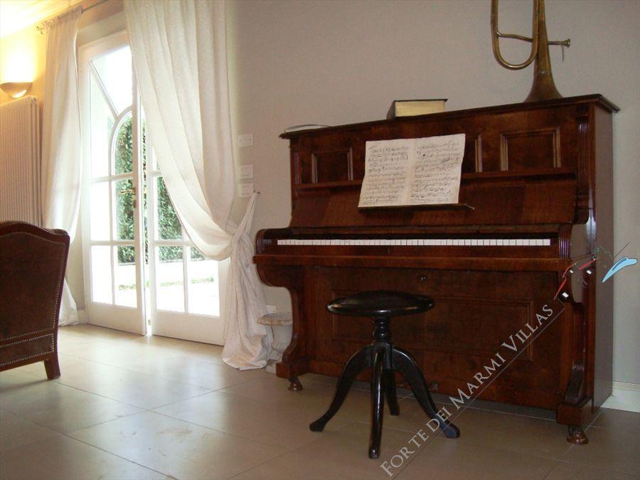 Villa Cavallini : Lounge