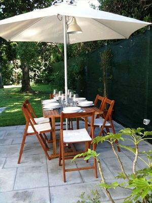 Villa Chiara : Garden