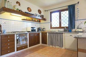 Villa Cinzia : Cucina