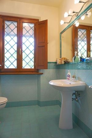 Villa Cinzia : туалет