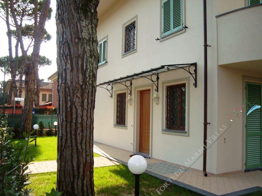 Villa Clivia : Vista esterna