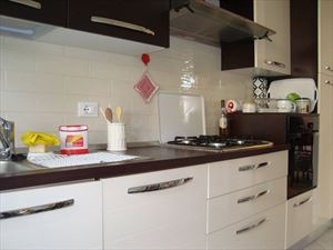Villa Clivia : Cucina