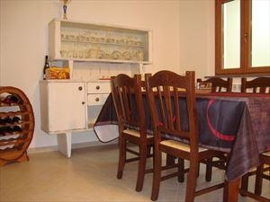 Villa Clivia : Sala da pranzo