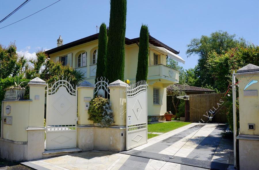 Villa Clotilde - Отдельная вилла Форте дей Марми