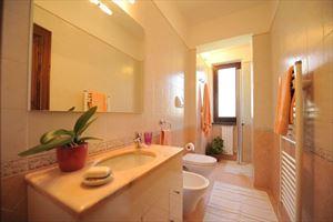 Villa Cora : Ванная комната с душем