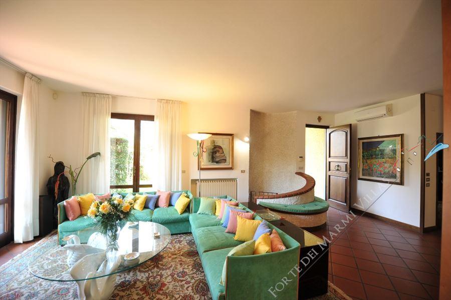 Villa Cora : Salone