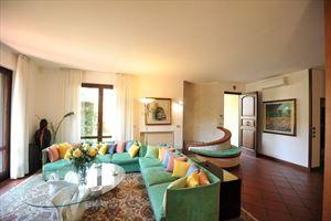 Villa Cora : Гостиная