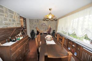 Villa Cora : Столовая