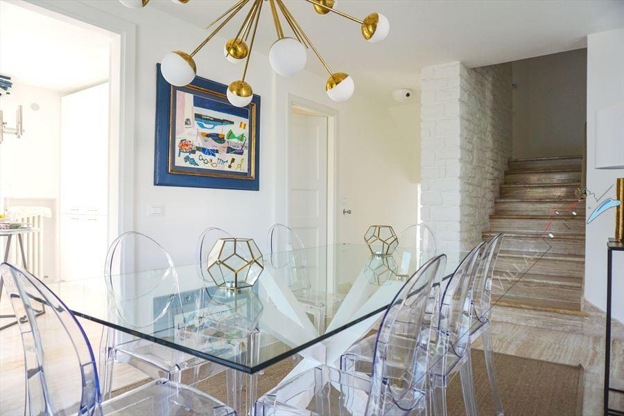 Villa Costa : Dining room