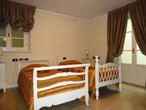 Villa Costanza : Double room