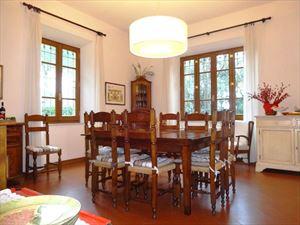 Villa Dalia : Dining room