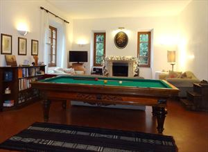 Villa Dalia : Billiards