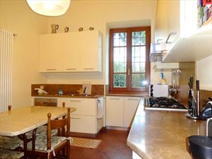 Villa Dalia : Кухня