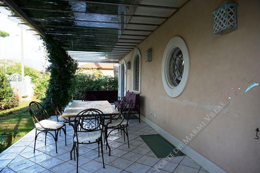 Villa Desiree : Outside view