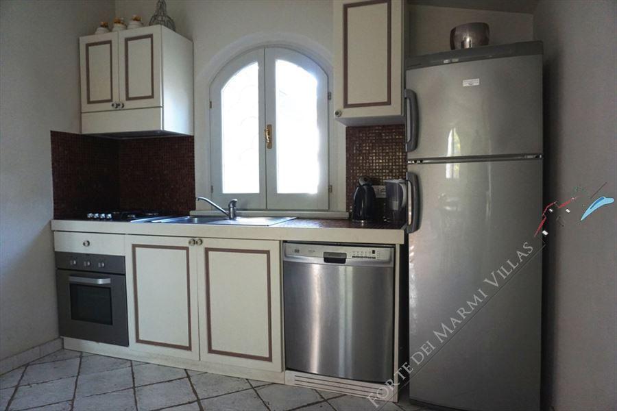 Villa Desiree : Kitchen