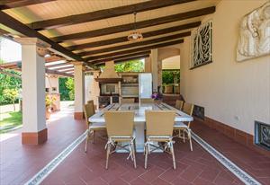 Villa Splendida : Veranda
