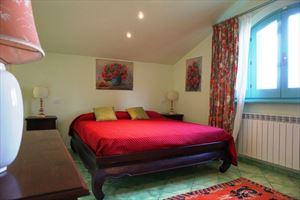 Villa Diantha : спальня с двумя кроватями