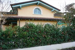 Villa Diantha : Vista esterna