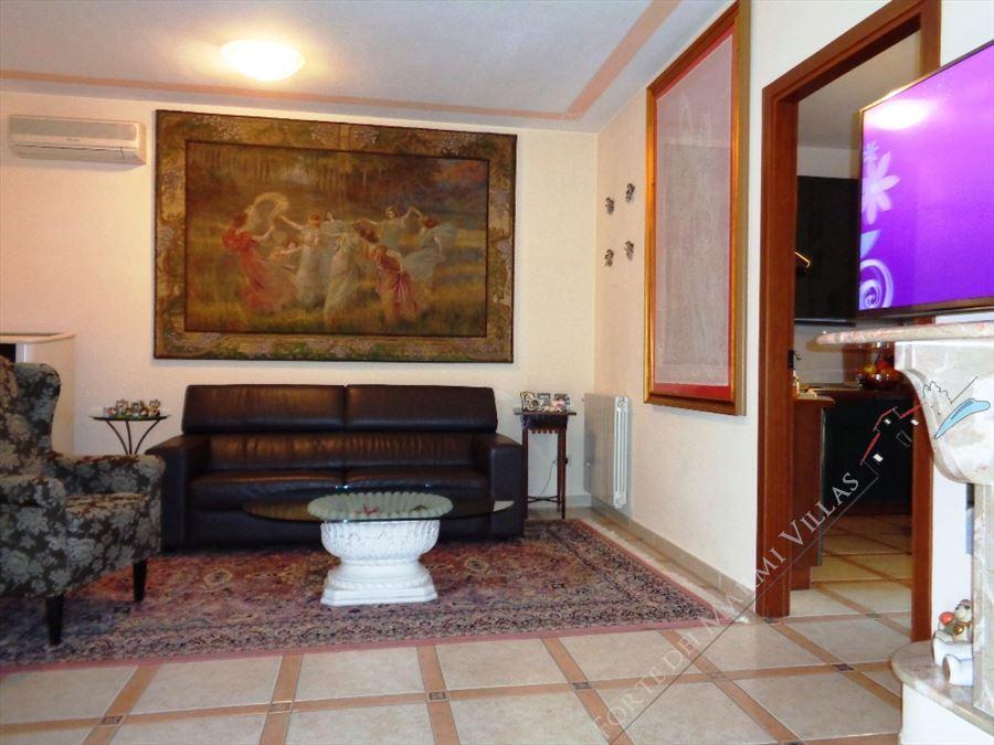Villa Diletta : Salotto